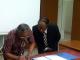 Penandatanganan MoU antara Badan Litbangkes dengan PERDOSSI pada 211 Spe 2012
